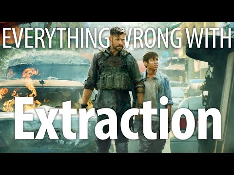 Everything Wrong With Extraction In 14 Minutes Or Less