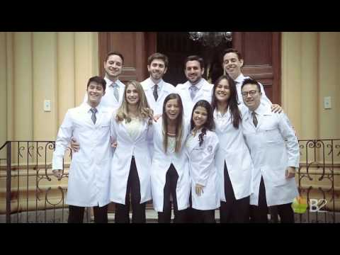 Fotos de turma da Medicina Santa Casa