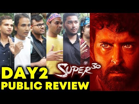 SUPER 30 PUBLIC REVIEW | DAY 2 | Hrithik Roshan | Anand Kumar Biopic Mp3