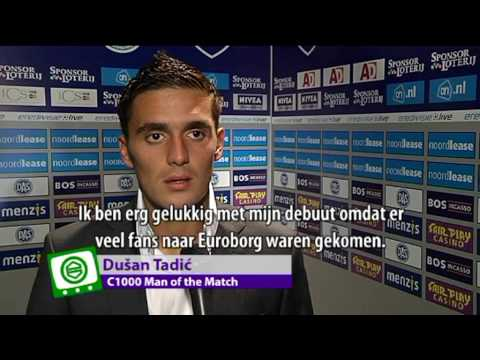 Man of the Match: Dusan Tadic