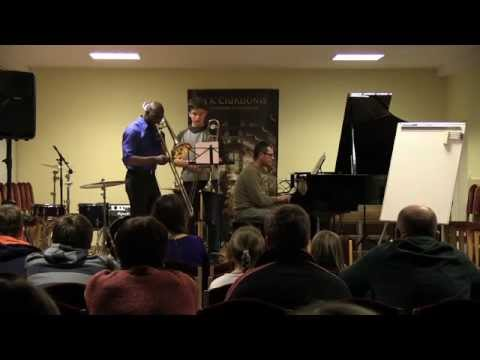 Jazz Education Seminar - Vilnius Karoliniškės Music School (Instrumentalists)