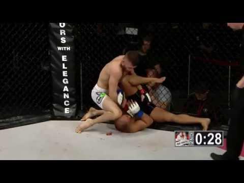 Finish Of The Day - Jesse Arnett vs. Souk Khampasath