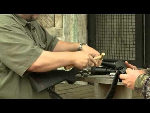 Apex CVA Rifle Changing Barrels