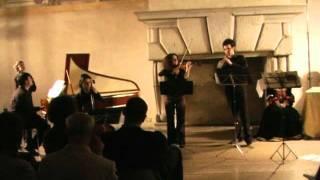 CANTI di CORTE 2011 - G.B. PLATTI: Sonata a violino, oboe e basso