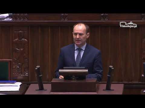 Marek Sowa – wystąpienie z 14 grudnia 2017 r.