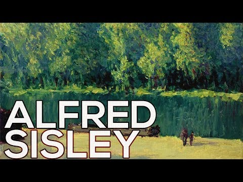 Alfred Sisley: A collection of 419 works (HD)