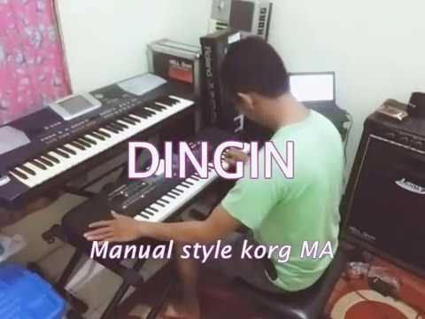 DINGIN ,.Korg micro arranger