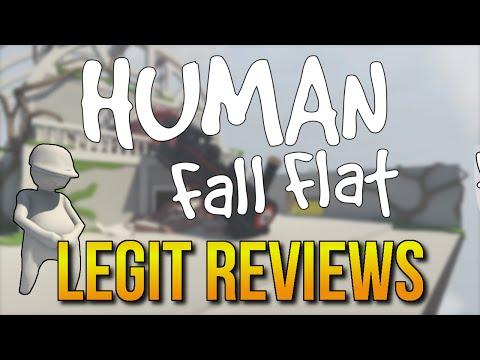 Human Fall Flat - Χλαπάτσα Simulator