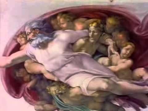 Тема 7 Видео 6 Микеланджело Сикстинская капелла
