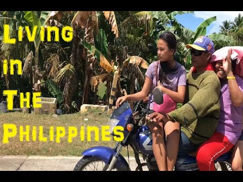 Living in the Philippines - Danao, Bohol Drive - Simple living in the Philippines