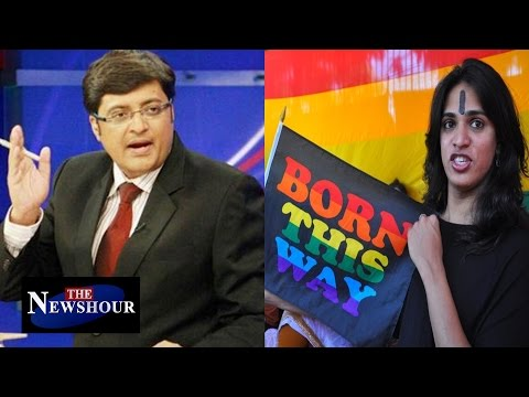 Section 377 Strike Down | 1861 Law Still Valid In 2016 : The Newshour Debate (2nd Feb 2016)