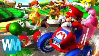 Top 10 Best Mario Kart Games