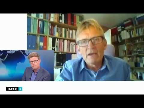 Krasnik i ophedet interview med norsk Gaza-læge - Deadline