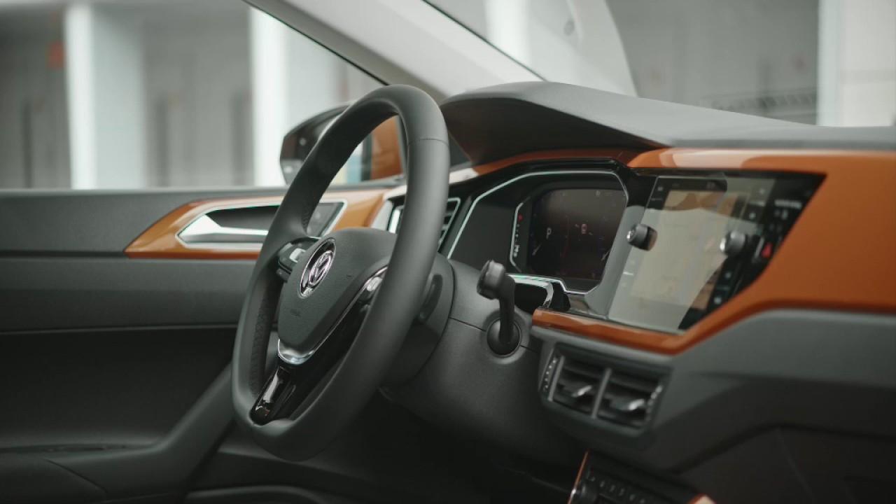 2018 Vw Polo Interior Design Youtube