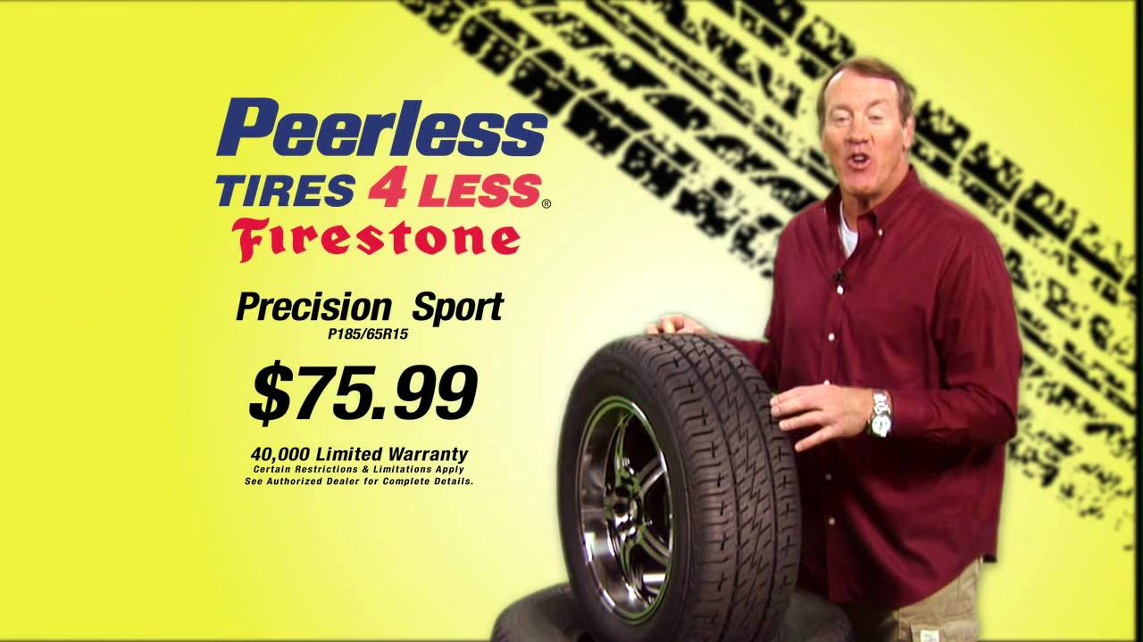 Tires 4 Less >> Peerless Tires 4 Less And Dave Logan