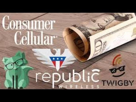 Top 3 Worst Mobile Wireless PrePaid CellPhone Companies Review Live With Subscribers