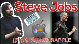 Mr. Steve Jobs (Apple Company)