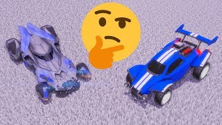 Batmobile or Octane? | Rocket League Competitive Gameplay