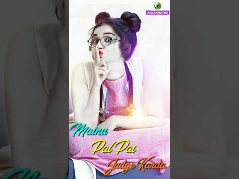 Kenda Ye Jamana Menu Bigda Mainu Pal Pal Judge Karda Lyrics Status Video