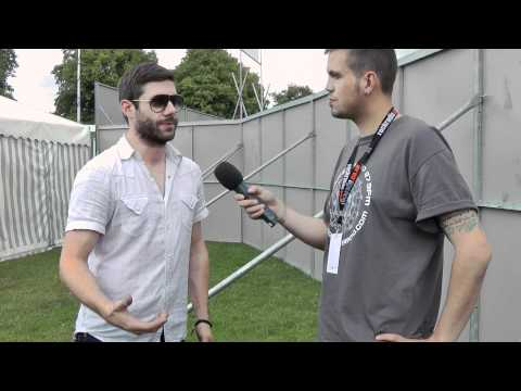Wes Borland from Limp Bizkit speaks to...