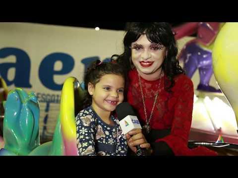 Assista vídeo especial do programa Humor Turístico: MC Karrapeta vai ao parque de diversões - Bloco 1