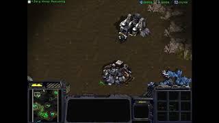 StarCraft classic glitches are neat