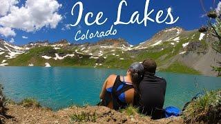 ICE LAKES, COLORADO (GOPRO HERO 3+ SILVER)