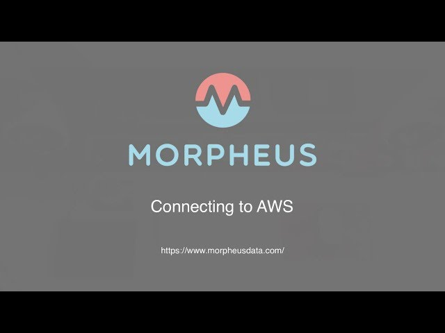Connecting to AWS with just a few clicks | Morpheus Minute