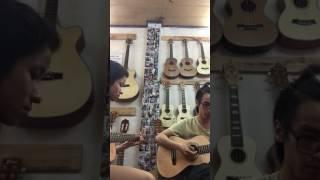 Ánh nắng của anh- Việt Mỹ Acoustic- Ngẫu hứng đêm phia