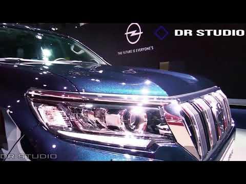 NEW Toyota Land Cruiser PRADO Amortize 4 Mount - Exterior And Interior FULL HD