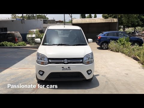 New Maruti Suzuki WagonR ZXI Real Life Review