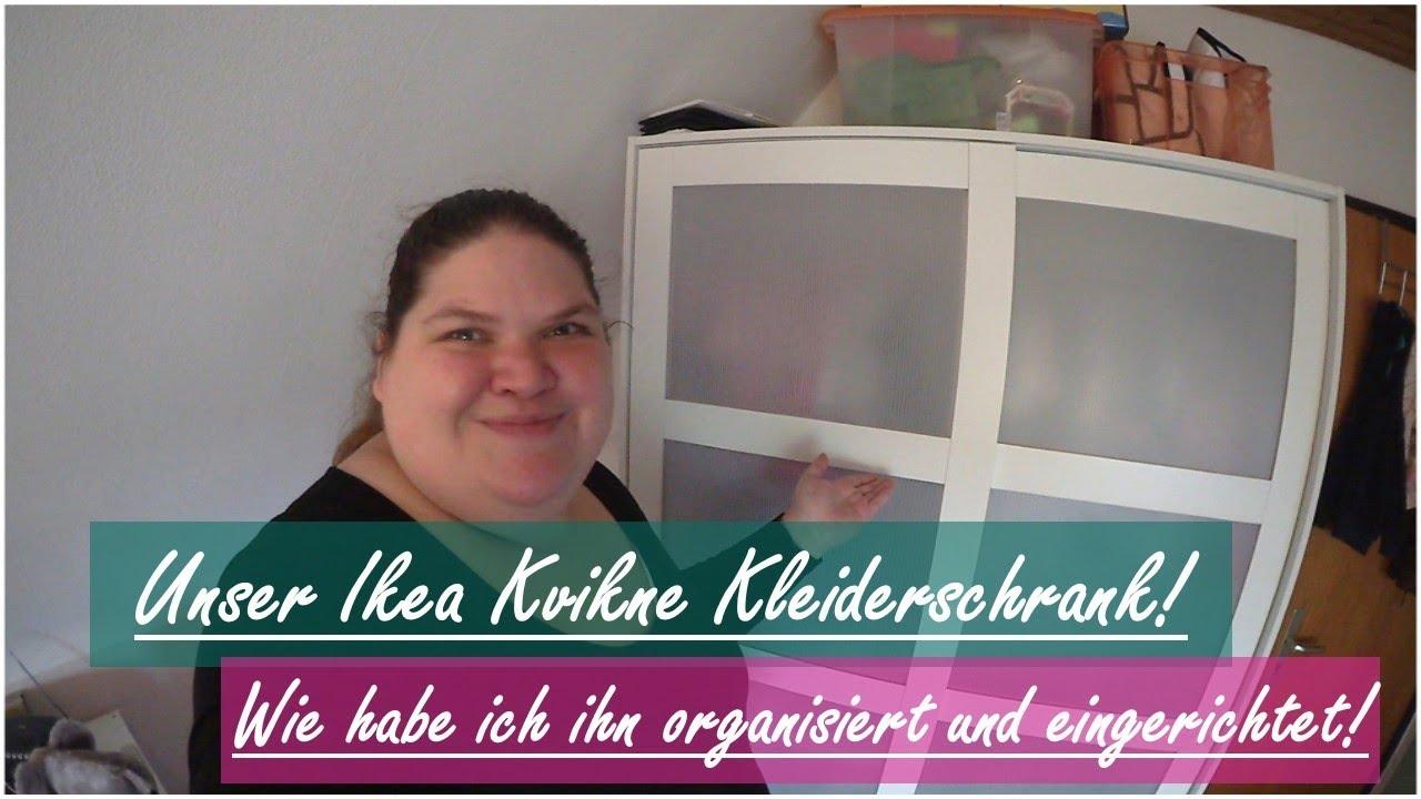 Unser Ikea Kleiderschrank Organisation Inhalt Reborn Baby