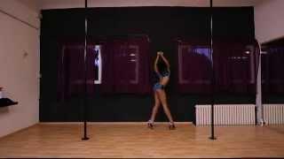 Nicole Williams | Italian Pole Dance Conference 2014