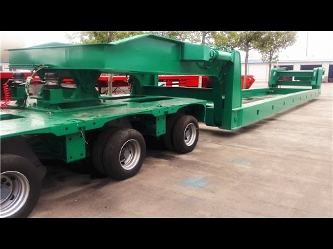 CHINA HEAVY LIFT Manufacture Front Dolly + Extendable Vessel Beam + Modular Trailer For New Zealand