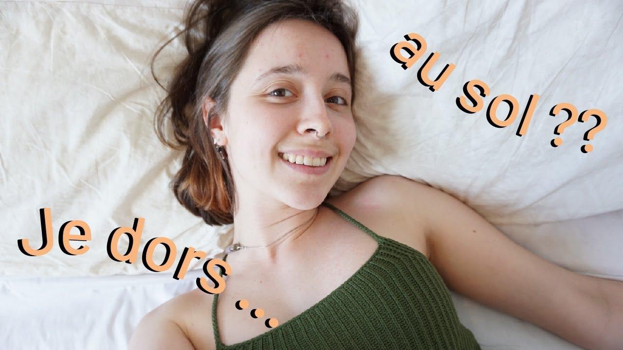 Matelas Au Sol Sommier tout sur mon lit au sol || mon expérience avec le futon japonais