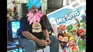 (EXCLUSIVE) Todd Rogers MySims Wii Speedrun 5 stars 1:30 WR