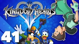 Kingdom Hearts II - #41 - The Ghost of His Pride - Story Mode