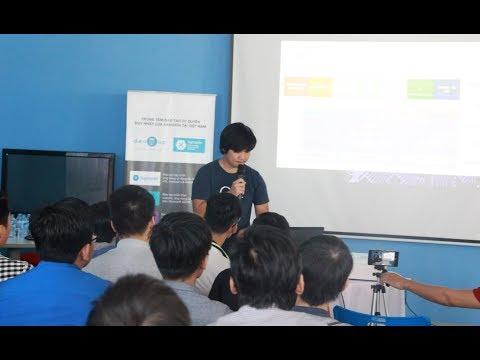 ASP.NET Core by Thien Nguyen at .NET CONF HCMC