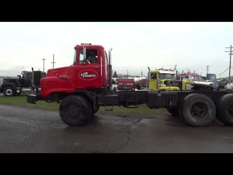 Mack DMM - 2014 ATCA Northeastern Penn Classic Truck Show