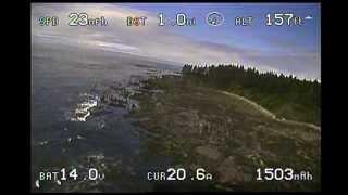 FPV Makah Bay, WA 130614