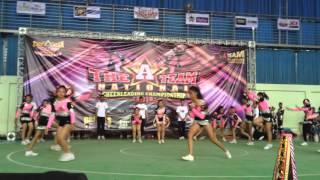 FROOTO5 cheerleaders TATNCC 2015