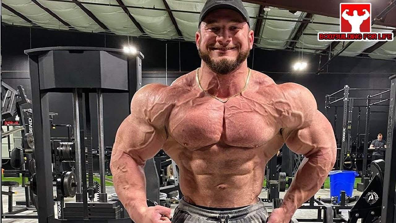The Surprise of MR.OLYMPIA 2020 - Hunter Lebrada