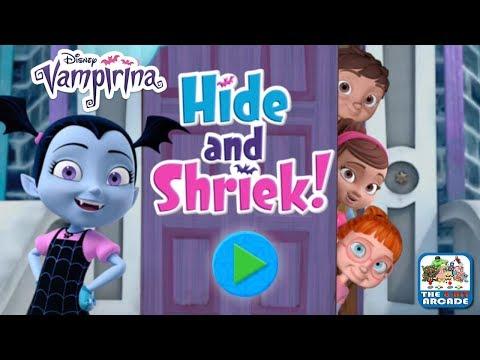 Vampirina: Hide and Shriek! - This is gonna be a Frightfully Fun Time (Disney Junior Games)