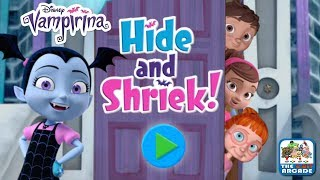 Vampirina: Hide and Shriek! - This is gonna be a Frightfully Fun Time (Disney Junior Games)