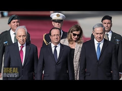 France Asks Palestinians to Give Up Right of Return