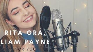 Download Lagu Rita Ora, Liam Payne - For you (Jenny Jones Cover) Mp3