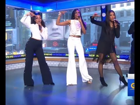 En Vogue | Good Morning America | Live from Times Square  | HD