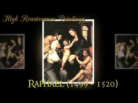Raphael and His High Renaissance Painting Masterpieces - Video 2 of 6