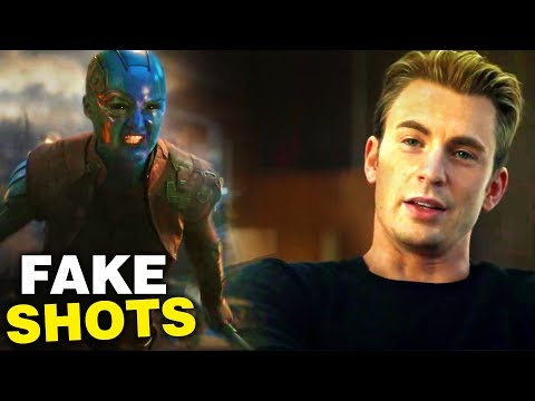 Avengers 4 Endgame Trailer 2 FAKE SHOTS(தமிழ்)