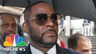 R. Kelly Found Guilty On All Charges In Racketeering, Sex Trafficking Case